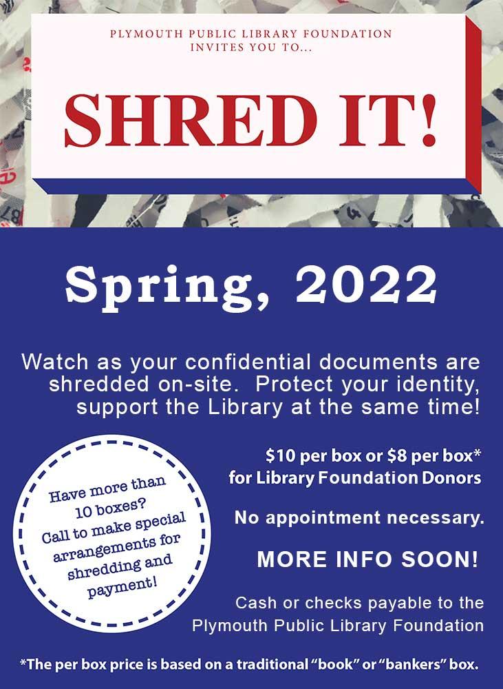 Shred It 2022
