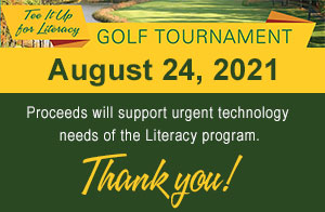 Golf Tournament Thanks